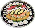Platter, Sushi Deluxe Party (53pc)